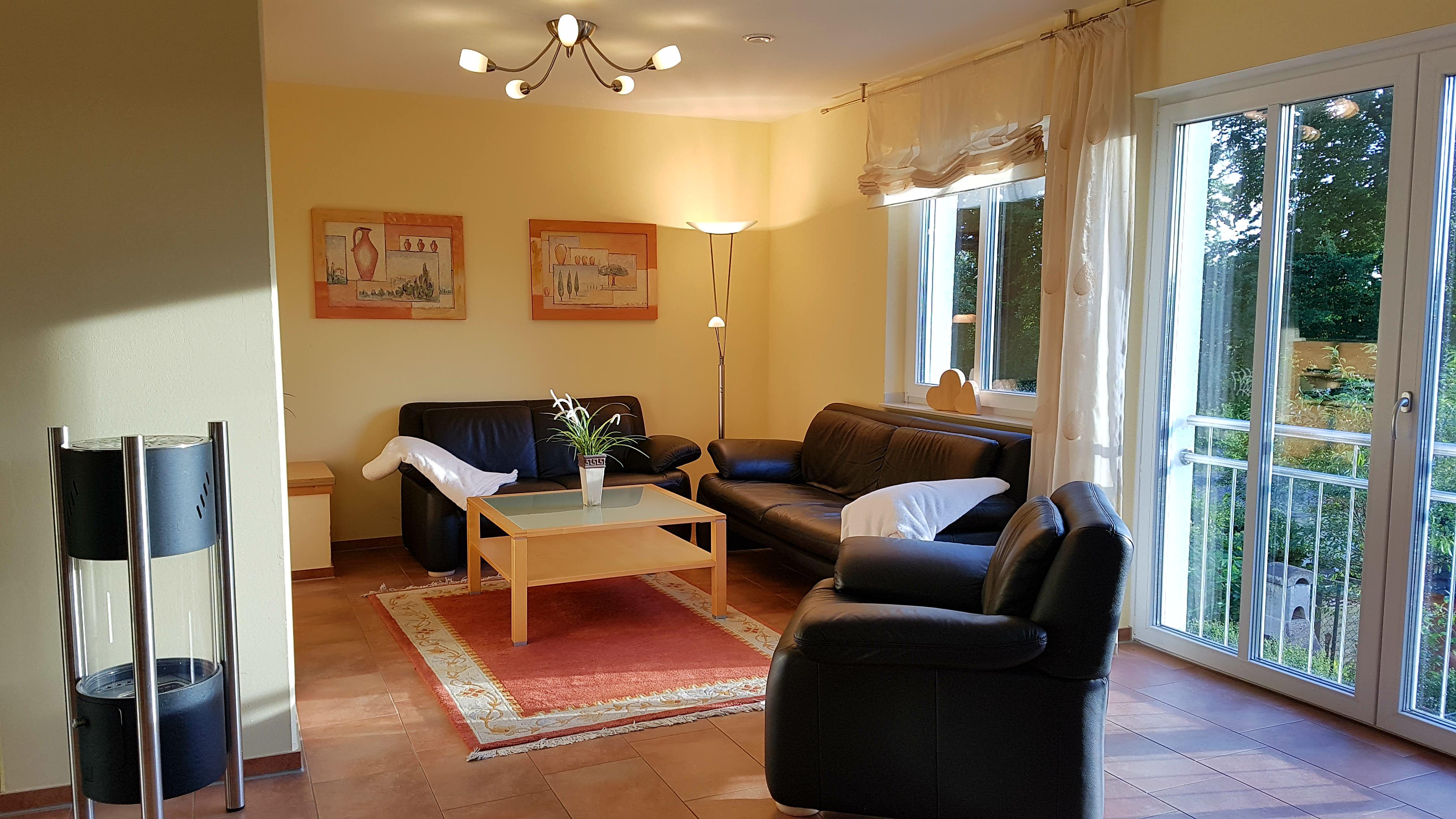 Sonnenträumer Wohnzimmer